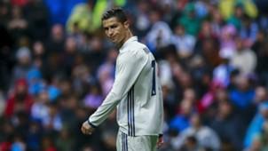 Cristiano Ronaldo Real Madrid CF v Valencia CF La Liga 29042017