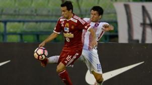 Caracas vs Cerro Porteño Copa Sudamericana 11052017