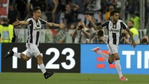 SS Lazio v Juventus FC TIM Cup Final 17052017