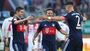 FC Augsburg v FC Bayern Muenchen Bundesliga 07042018