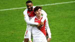 Monaco v Lorient French League Cup round of 16 19122018