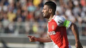 Radamel Falcao García Mónaco vs Angers Ligue 1 08042017