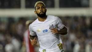 Gabriel Barbosa Santos v Estudiantes Copa Libertadores 04242018