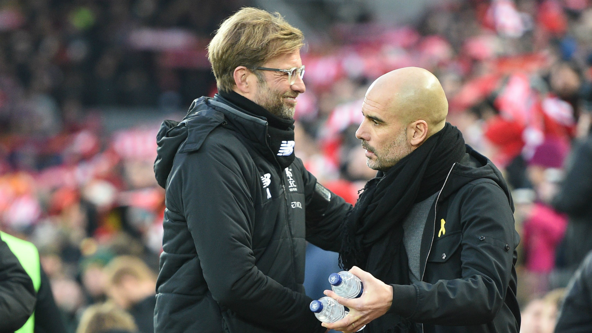 Liverpool vs. Manchester City: Partidazo en Anfield por la Premier League
