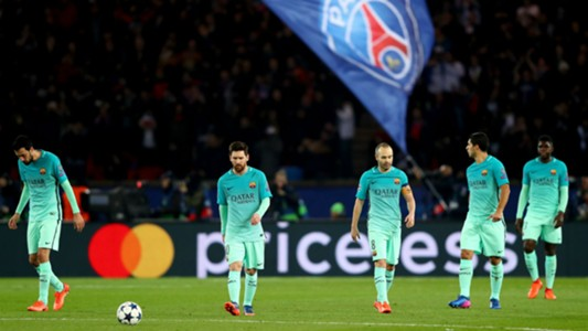 Barcelona vs PSG Octavos de final Champions League 15022017