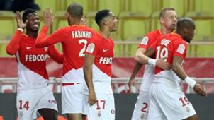 Monaco v Dijon Ligue 1 16022018