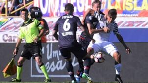 Paulo Dybala Bologna v Juventus Serie A 27052017