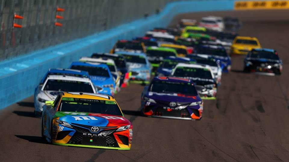 NASCAR Monster Energy Series start times for 2019 released