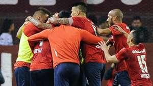 Independiente v Lanús 2017