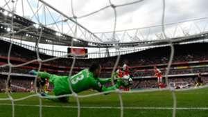 David Ospina Arsenal vs Manchester City Premier League 02042017