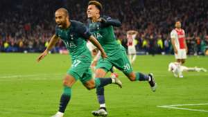 Tottenham Ajax Champions League 08052019