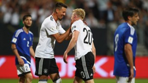 Germany v San Marino World Cup qualifiers 06102017