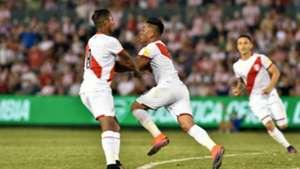 Paraguay v Peru WC qualifying south america 10112016
