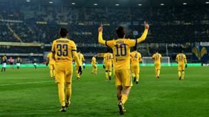 Hellas Verona FC v Juventus Serie A 30122017