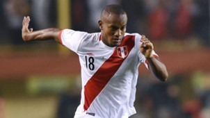 Andre Carrillo Peru v Bolivia WC qualifying south america 31082017