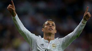 Cristiano Ronaldo Real Madrid v Elche La Liga 23092014
