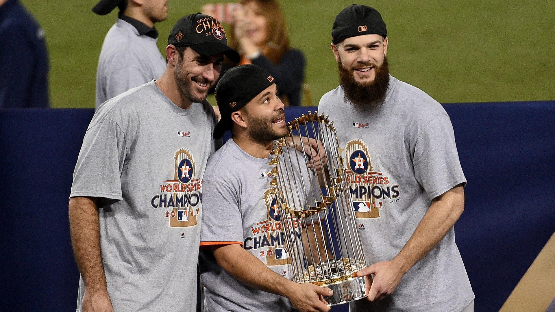 Houston S Mattress Mac Pays For Astros World Title