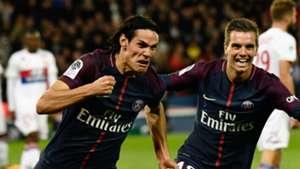 PSG v Lyon Ligue 1 France 17042017