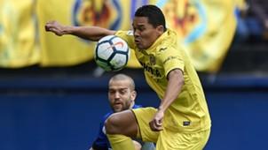 Carlos Bacca Villarreal v Deportivo Alaves La Liga 10022018