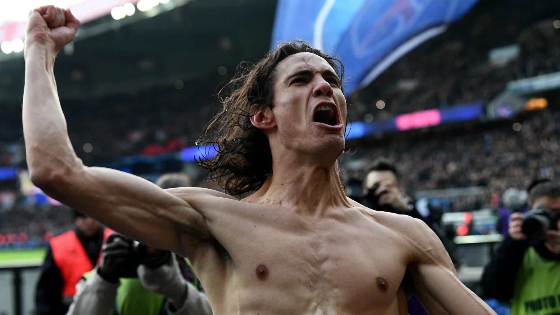 Cavani sueña ganar la Libertadores con un equipo uruguayo