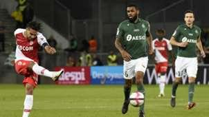 Radamel Falcao Saint-Étienne Monaco Ligue 1 28092018