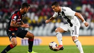 Cristiano Ronaldo Juventus vs Genoa Serie A 20102018