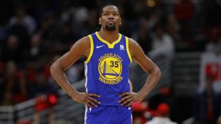 Kevin Durant Golden State Warriors vs Chicago Bulls NBA 17012018