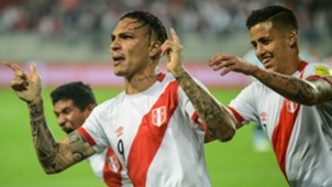 Paolo Guerrero Peru World Cup Qualifier 10062016