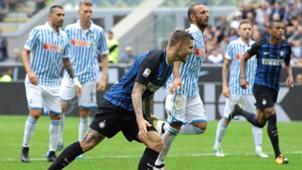 FC Internazionale v Spal Serie A 10092017