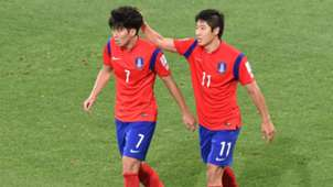 Korea Republic v Uzbekistan: Quarter Final 2015 Asian 22012015
