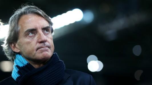 Roberto Mancini RB Leipzig v Zenit St Petersburg UEFA Europa League 08032018