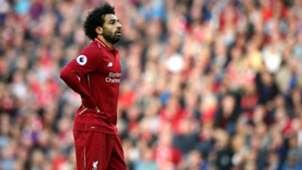 Mohamed Salah Liverpool vs Brighton Premier League 25082018