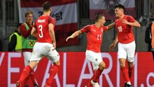 Alessandro Schoepf  Austria vs Alemania Amistoso FIFA 02062018