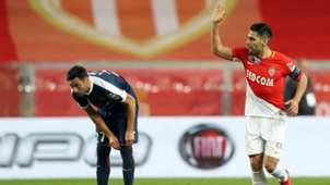 Monaco v Montpellier French League Cup semifinal 31012018