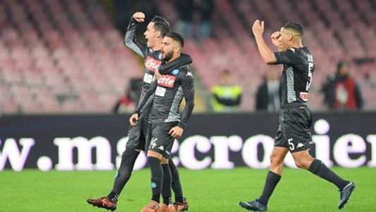 Napoli Serie A 11182017