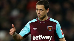 Chicharito Hernández West Ham 3012018