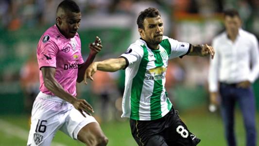 Banfield v Independiente del Valle Copa Libertadores 01302018