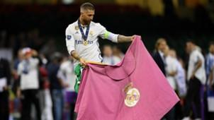 Sergio Ramos Juventus v Real Madrid UEFA Champions League 03062017