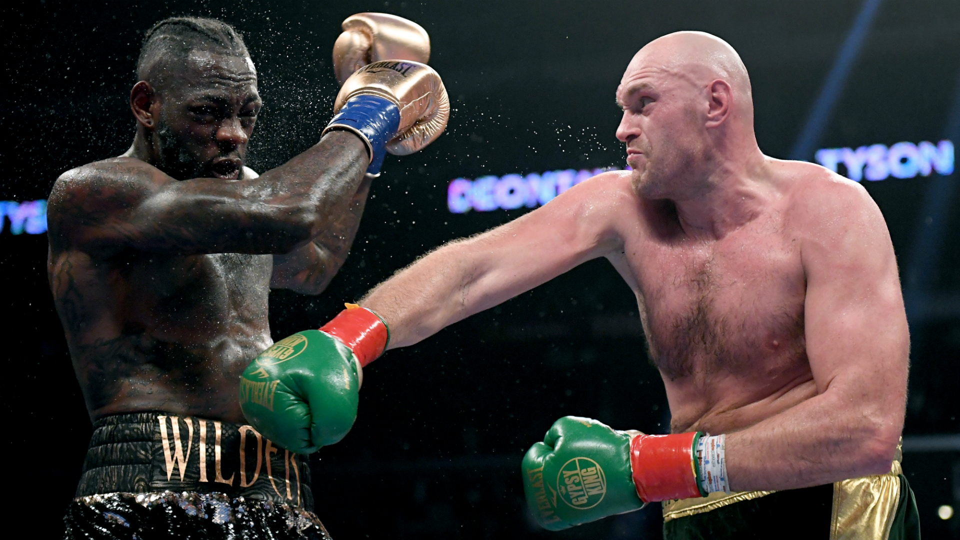 Tyson Fury expects Deontay Wilder rematch in March or April 2020