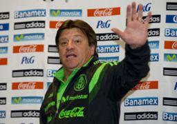 Miguel Herrera - Press conference