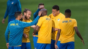 APOEL Nicosia Champions League 13092017