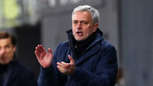 Jose Mourinho failed to get the best from his players this season