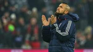 Arturo Vidal FC Bayern Muenchen v FC Schalke 04 Bundesliga 10022018