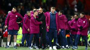 Manchester United v Manchester City Premier League 10122017
