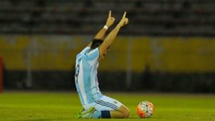 Argentina v Brazil U20 Sudamericano 03022017