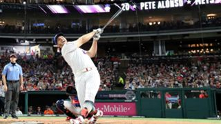 Pete Alonso T-Mobile Home Run Derby 09072019