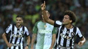 Camilo Atletico Nacional v Botafogo Copa Libertadores 04132017