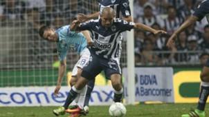 Walter Gargano Monterrey v Pachuca Liga Mx final 29052016
