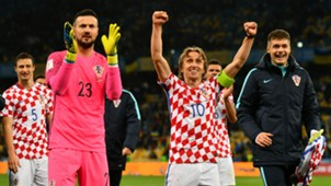 Luka Modric Ukraine v Croatia FIFA 2018 World Cup Qualifier 09102017