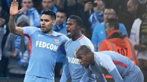 Marseille v Monaco Ligue 1 28012018